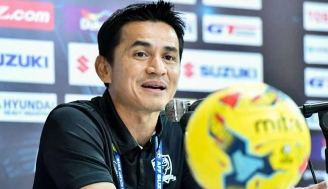 Pelatih Thailand Susah Tidur
