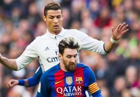 Ronaldo Sisihkan Messi
