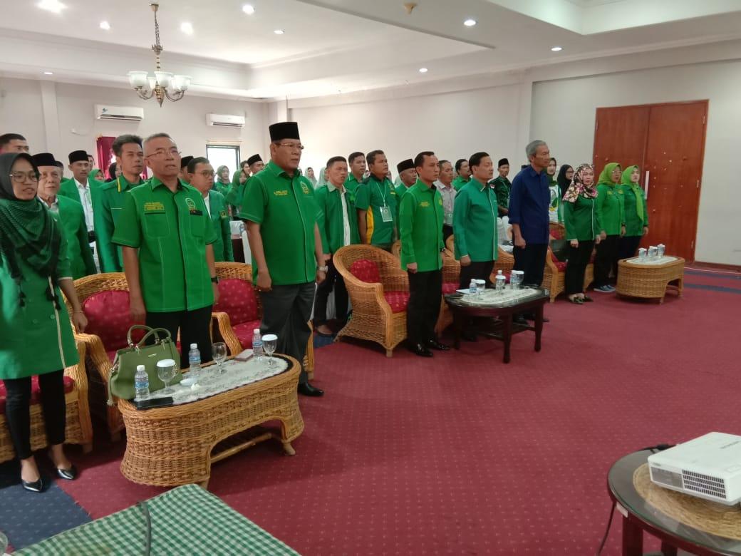 Nurul Aman : Targetkan 6 Kursi, Kalau Perlu Kursi Ketua DPRD Kita Ambil !