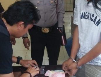 Dua Pengedar Sabu Asal Lembak dan Prabumulih Diciduk Jajaran Polsek Lembak