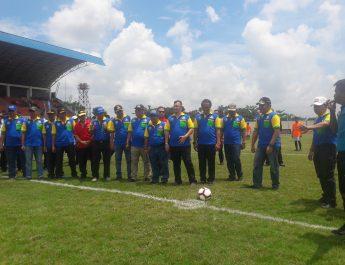 Herman Deru Saat Kick Off Piala Gubernur