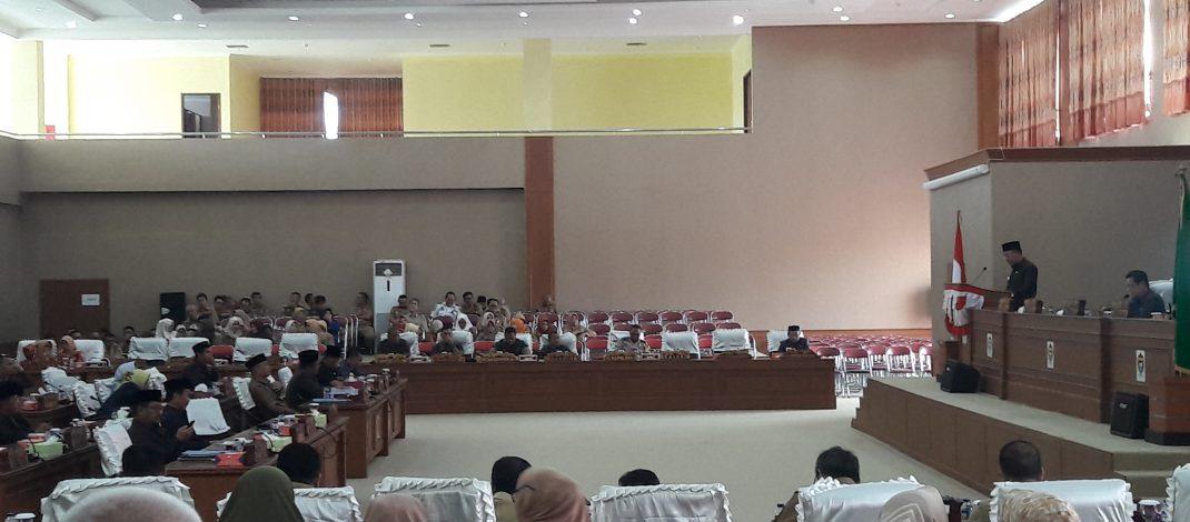 APBD Perubahan Tahun Anggaran 2019 Dibahas Dewan