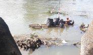 PTBA Komunitas Hingga Masyarakat Antusias Bersihkan Sungai Enim