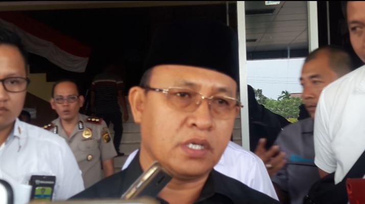Bupati Muara Enim Ahmad Yani OTT KPK, OTT KPK