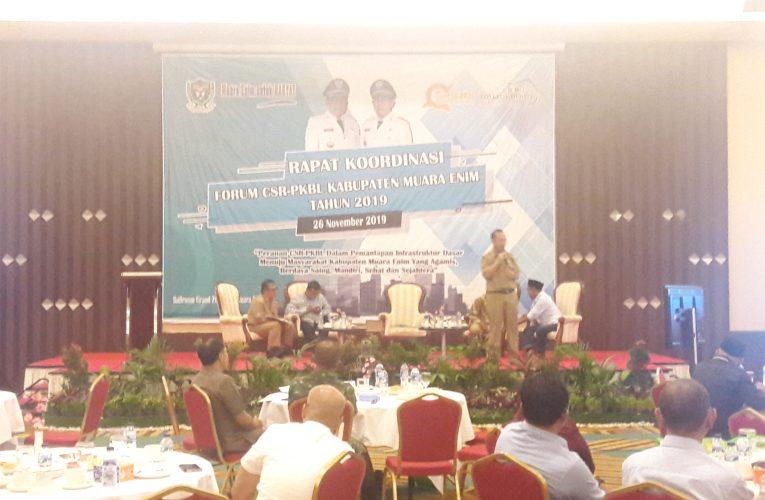 Di Forum CSR-PKBL, Ramlan Suryadi : Jangan Takut, Tidak Akan Tumpah Tindih Dengan RKPD APBD