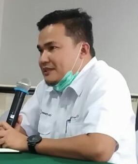 Siap Terima Kritik Saran, Iko Gusman : Silakan Japri Saja !
