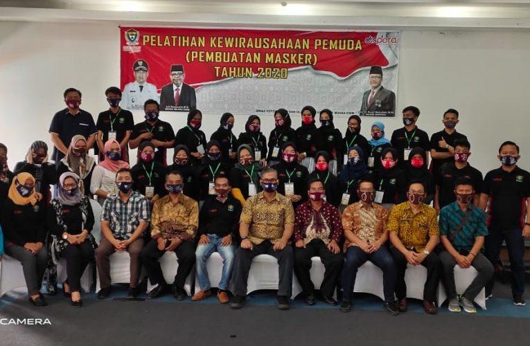 Diminta Peserta Jadikan Batu Loncatan Pelatihan Masker