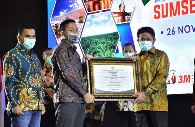 PTBA Juara Investment Award 2020